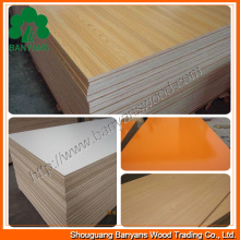 High Quality 17mm / 18mm Melamine Faced Plywood