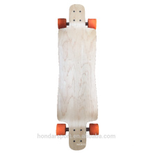 high quality carbon fiber canadian maple longboard completes