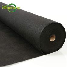 Schwarzer Polypropylen-Vliesstoff