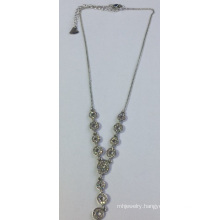 Wholesale Fashion Metal Necklace for Beauty