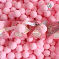 Pink mini pyramid candy box wedding favors