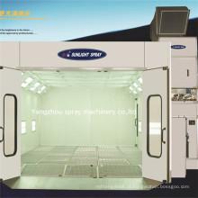 Equipamento de cozedura de máquina de pulverização automática