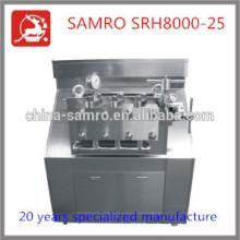 nuevo homogeneizador de condición SRH8000-25 de proteína de la soja