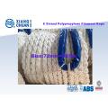 8-ми 72мм 220м полипропиленовые веревки нити