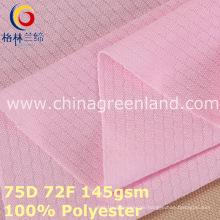 Polyester-Schuss-Maschengewebe für Sportbekleidung (GLLML383)