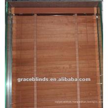 50mm slats ,ladder tape,cord control,high profile metal headrail ,venetian wood window blinds