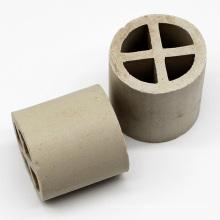 Xintao random packing ceramic cross partition ring