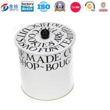 Popcorn Bucket Tin Box for Festival and Christmas