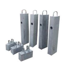 1000kg 50kg 20kg 10kg Elevator Balance Tractor Cast Iron Counter Weight Block Filler Plates