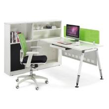 Secretária de computador MFC pessoal moderno com móveis de escritório Hutch (HF-CA001)