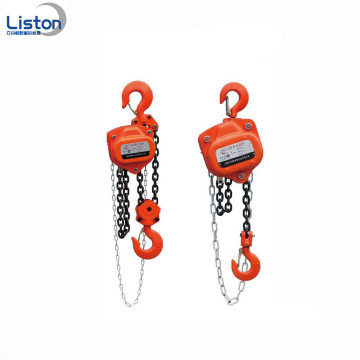 3Ton HSZ Manual Tools Chain Pulley Block prezzo