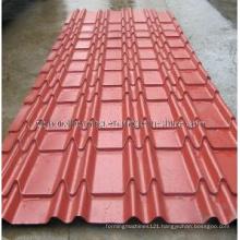 Color Tile Roll Forming Machine