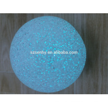 Window display decoration multi color changing night light led ball