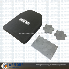 NIJ Level IV Protection Bullet proof Hard Armor insert