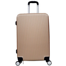 Vente chaude Mode ABS Hardside Voyage Trolley Bagages