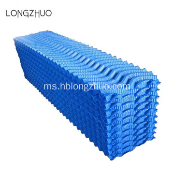 S Wave PVC Cooling Tower Fill Pack For Cooling Tower
