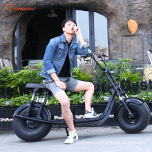 Outdoor sport and entertainment 2000W fat tire electric citycoco