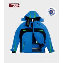 Дышащий Водонепроницаемый плюс Размер одна часть лыжная одежда на заказ зимние куртки