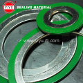 Flange Stainless Steel Gasket with Inner and Outer Ring