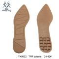 Shoe sole factory tpr