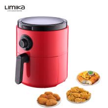 Friteuse à air commerciale de 5,0 L Red Air Fryer
