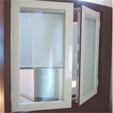 Aluminum Casement Windows with Built-in Blind