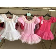 детские гриле одежду танец платье милый пачка одежда для малыша девочек
