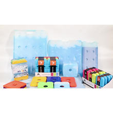 bloco de gelo portátil do gel de refrigeração do condicionador de ar reutilizável
