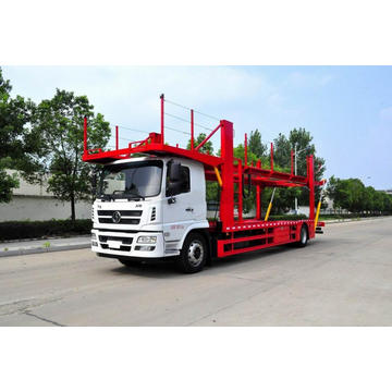 SHACMAN 8 Cars Transport Trailer Vehicle Car Carrier