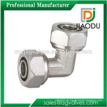 Brass Gleiche Ellenbogen Messing Kompressionsverschraubungen für PEX-AL-PEX Rohr