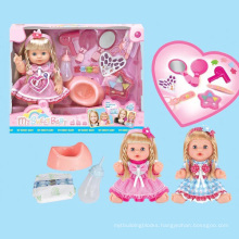 "14"" Girls Toys Baby Dolls Toys Wholesale with Sound"