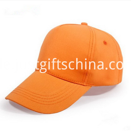 Promotional Custom Logo Baseball Sports Cap_1