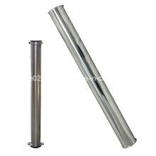 Caixa de pressão de aço inoxidável para unidade de osmose reversa 4040