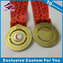 Gewohnheit Medaille Metall Medaille Münze für Souvenir Promotion Geschenk Medaillon