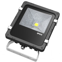 Projecteur extérieur de la puce 10W LED de Bridgelux garantie de 5 ans