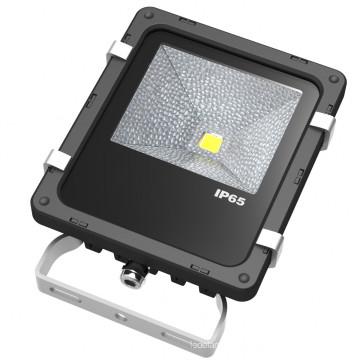 Luz de inundación de la prenda impermeable del reflector del aluminio LED de 1000 lúmenes 10W