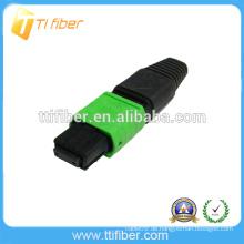Hochwertiger MPO SM / MM Glasfaserverbinder