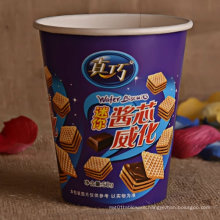 Disposable Paper Cups for Snack Food