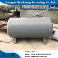 Óleo de motor de resíduos reciclado para usina de destilação a diesel
