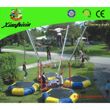 Трейлер надувной багги Jump Trampoline (LG011)
