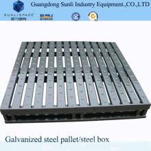 Standard Size Box Storage Steel Pallet