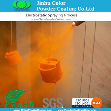 Electrostatic Spraying Powder Coating Painting