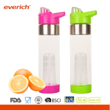 Hot Sale Customized Color Bpa Free Plastic Water Garrafa American