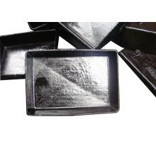 Caja de hierro fundido