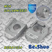 Connecteurs de boulons aveugles M24 Fixation de tuyaux Fixation de tuyaux Collier de serrage Ba1g24
