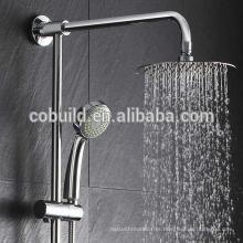 8 inch shower head 304 Stainless Steel bathroom rain shower head ceiling mounted rain shower head
