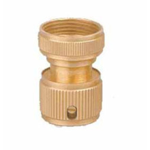"""3/4""""standard Female Quick Hose Connector with waterstop"""