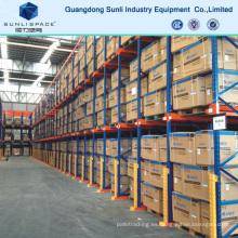 Unidad de servicio pesado de Warehouse en el sistema de bastidor