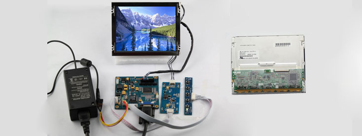 LCD Monitor Motherboard