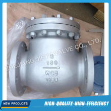 ASTM/ JIS/DIN Standard H44 Type Swing Check Valve From Factory